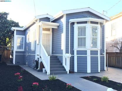 1103 CHESTER ST Oakland, CA MLS# 40691596