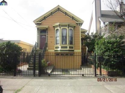 1615 8th Street Oakland, CA MLS# 40691889