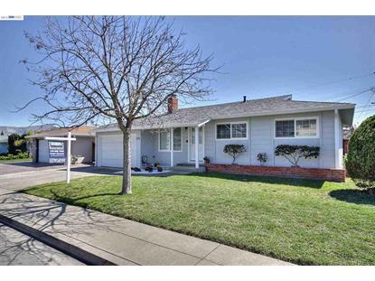 5529 FARINA LN Fremont, CA MLS# 40692287