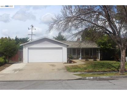 4561 PORTER ST Fremont, CA MLS# 40693374