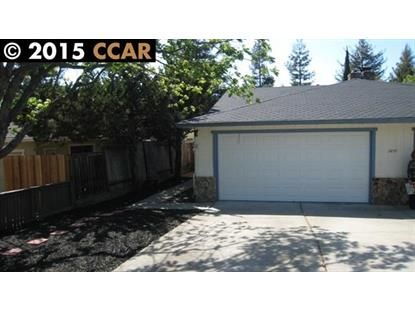1499 FOX HOLLOW CT B Concord, CA 94521 MLS# 40693719