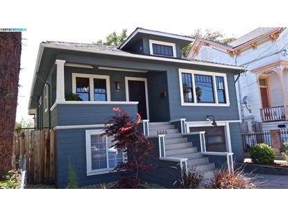 1663 11th Street Oakland, CA MLS# 40694749