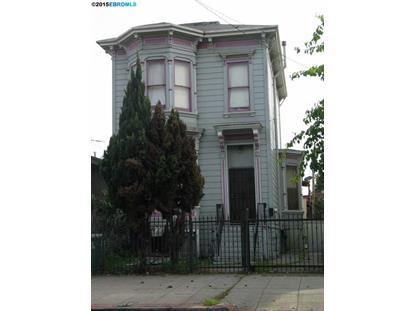 1555 8TH ST Oakland, CA MLS# 40696127