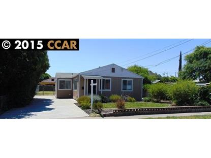 503 TEXAS ST Antioch, CA MLS# 40697215