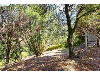 0 GYPSY LANE Berkeley, CA MLS# 40699597
