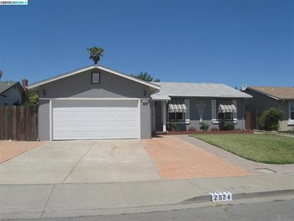2924 LUCENA WAY Antioch, CA MLS# 40703527