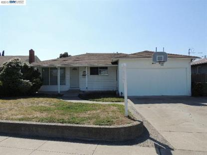 4762 EL REY AVE Fremont, CA MLS# 40706969