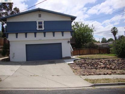 406 LYNN AVE Antioch, CA MLS# 40706974