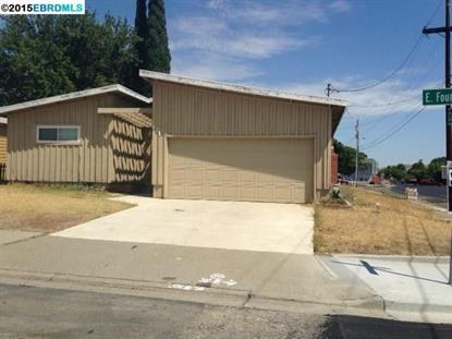 421 E 14th St. Antioch, CA MLS# 40708032