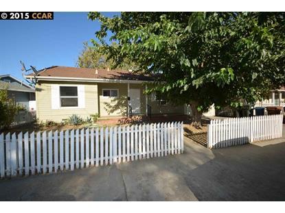 1129 Leggett Street Antioch, CA MLS# 40709074