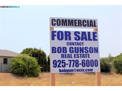 Address not provided Antioch, CA MLS# 40709478