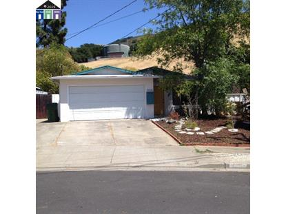 37920 Canyon Heights Fremont, CA MLS# 40711131