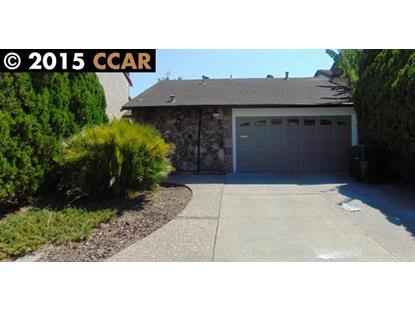 3117 HEMLOCK ST Antioch, CA MLS# 40712442