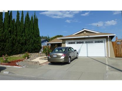 5593 Tilden Pl Fremont, CA MLS# 40712665