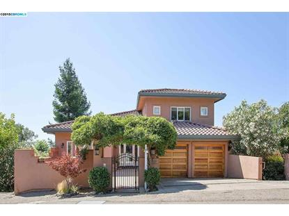 16030 BROADWAY TERRACE Oakland, CA MLS# 40713955