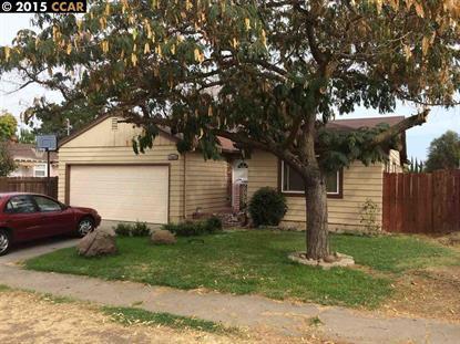 1509 NOIA AVE Antioch, CA MLS# 40720567