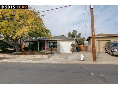 1013 JACOBSEN ST Antioch, CA MLS# 40723122
