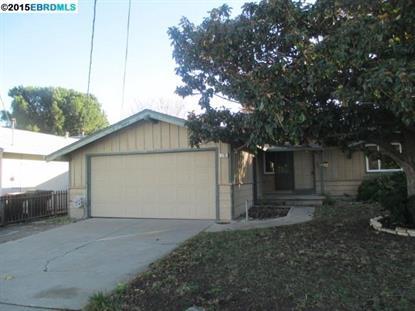 2709 PATRICIA AVE Antioch, CA MLS# 40723237