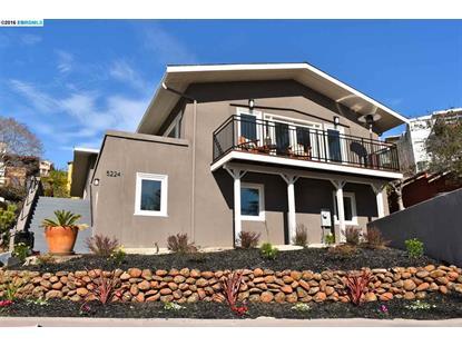 5224 GOLDEN GATE AVE Oakland, CA MLS# 40727236