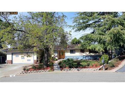 5611 Shasta Court Clayton, CA MLS# 40730404