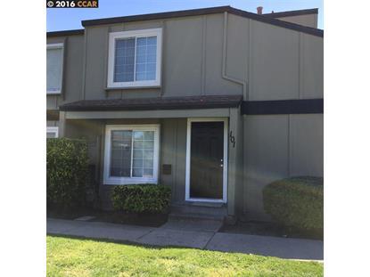 101 EL CAPITAN LN Antioch, CA MLS# 40734911