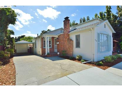 4104 CENTRAL AVE Fremont, CA MLS# 40736877