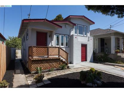 1239 CARRISON ST Berkeley, CA MLS# 40747051