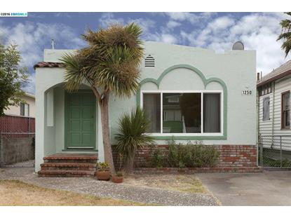 1250 Carrison Street Berkeley, CA MLS# 40753648