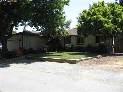 1688 manor ln Concord, CA 94521 MLS# 40756880