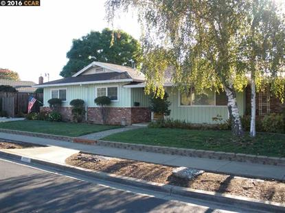 1608 Claycord Ave Concord, CA 94521 MLS# 40761770