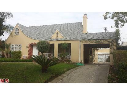 150 North GOWER Street Los Angeles, CA MLS# 14732269