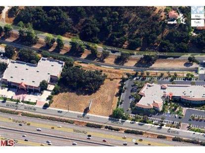 0 AGOURA ROAD Agoura Hills, CA MLS# 14736721