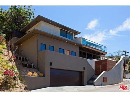 1653 SUNSET PLAZA Drive Los Angeles, CA MLS# 14768641