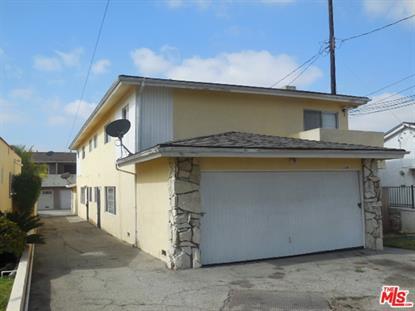 318 West PLYMOUTH Street Inglewood, CA MLS# 14770321