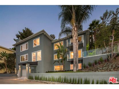 7346 PACIFIC VIEW Drive Los Angeles, CA MLS# 14775043
