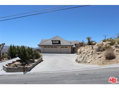 57279 FARRELO Road Yucca Valley, CA MLS# 14785071PS
