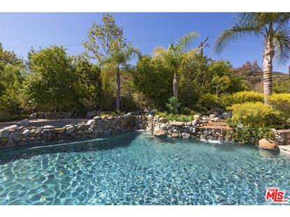 2445 KANAN Road Agoura Hills, CA MLS# 14787279