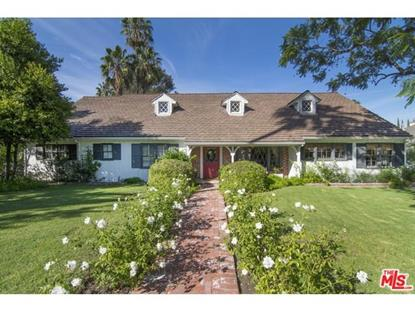 15715 WOODVALE Road Encino, CA MLS# 14802893