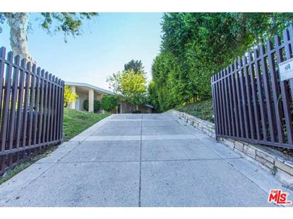16112 MEADOWVIEW Drive Encino, CA MLS# 14812555