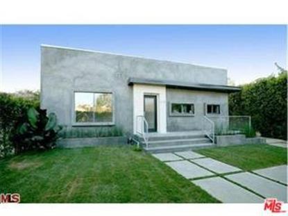 419 North KINGS Road Los Angeles, CA MLS# 15821805
