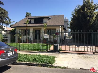 712 North HUDSON Avenue Los Angeles, CA MLS# 15885303