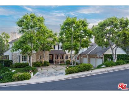 16122 VALLEY MEADOW Place Encino, CA MLS# 15898675