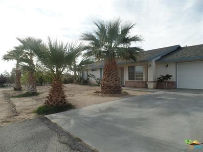 75051 SADDLEHORN Road 29 Palms, CA MLS# 15901979PS