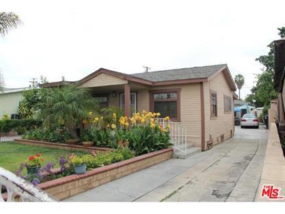 4615 East 53RD Street Maywood, CA MLS# 15908035