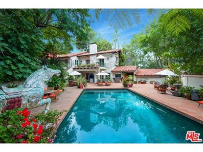 17610 HIDDEN OAKS Road Encino, CA MLS# 15924513