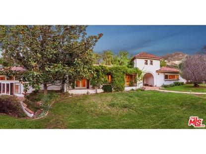 31300 LOBO CANYON Road Agoura Hills, CA MLS# 15947023