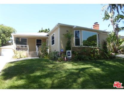 2241 South BEVERLY Drive Los Angeles, CA MLS# 15950283