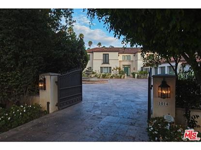 1014 North ROXBURY Drive Beverly Hills, CA MLS# 15951381