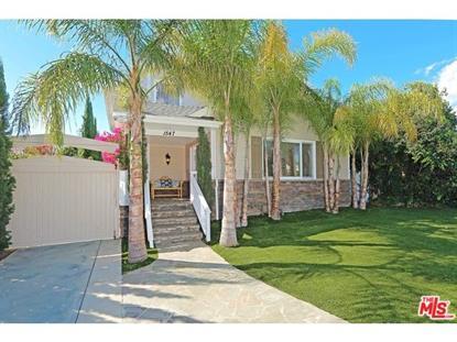 1547 South CARMELINA Avenue Los Angeles, CA MLS# 15955333