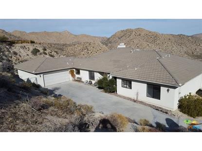 54000 RIDGE Road Yucca Valley, CA MLS# 15966687PS